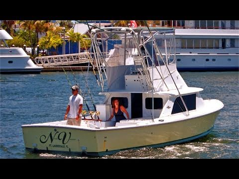31 Bertram fishing machine rebuild overhaul