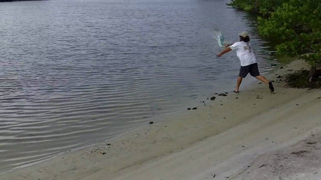 Best Cast Net Throw Style