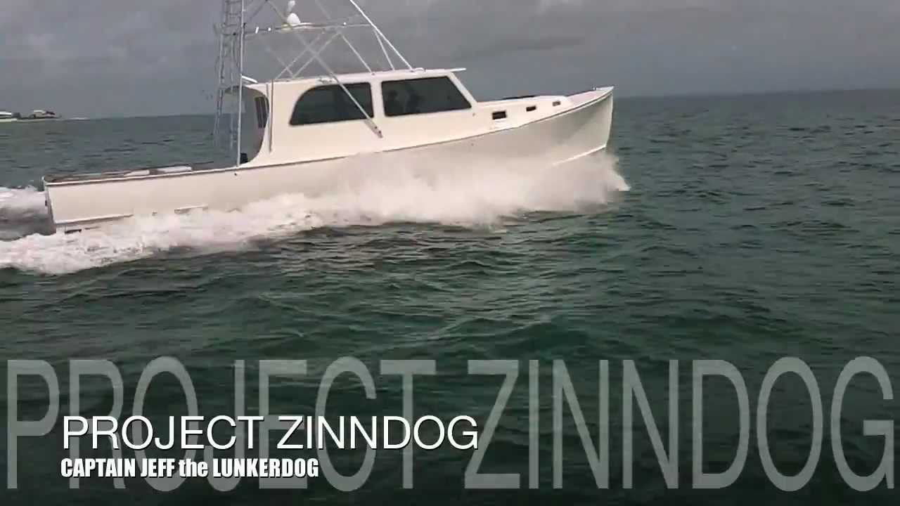 Custom Fishing Boat Sneak Peek Zinndog Abaco Trip