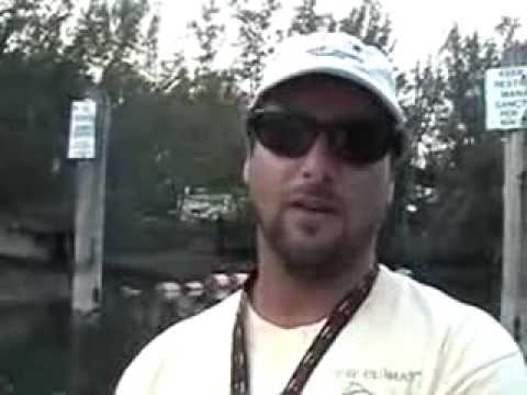 Freshwater Rob Tries Saltwater Fishing