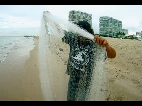 How Not To Throw A Cast Net