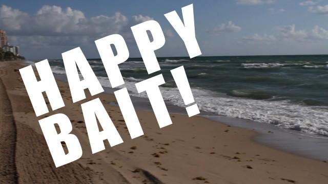 Mullet Run Beach Check 09 12 morning Happy Bait