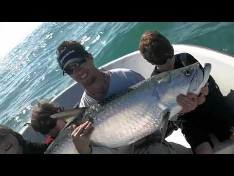 Rod Breaking Monster Fish