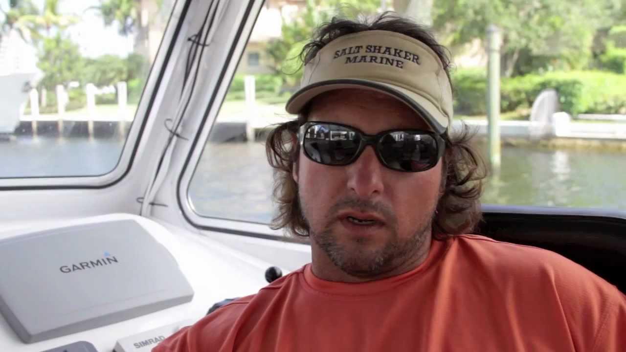 Tarpon Fishing At Night Captain Jeff