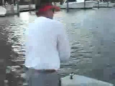 Tarpon Fishing Inshore Canals