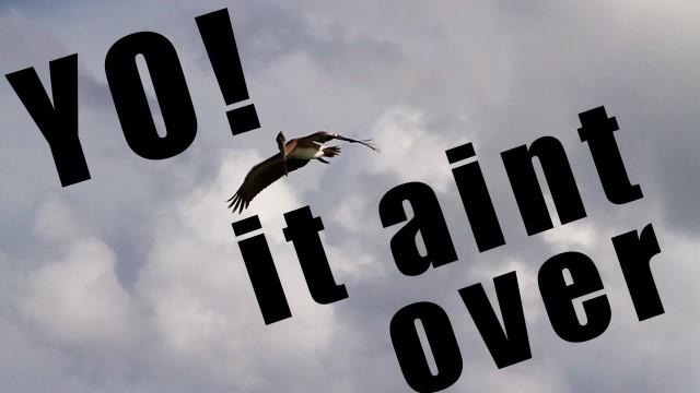 Yo! It Aint Over! 2012 Mullet Run 10 10 12