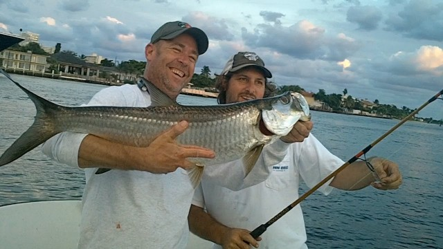 Fall River Tarpon 2013