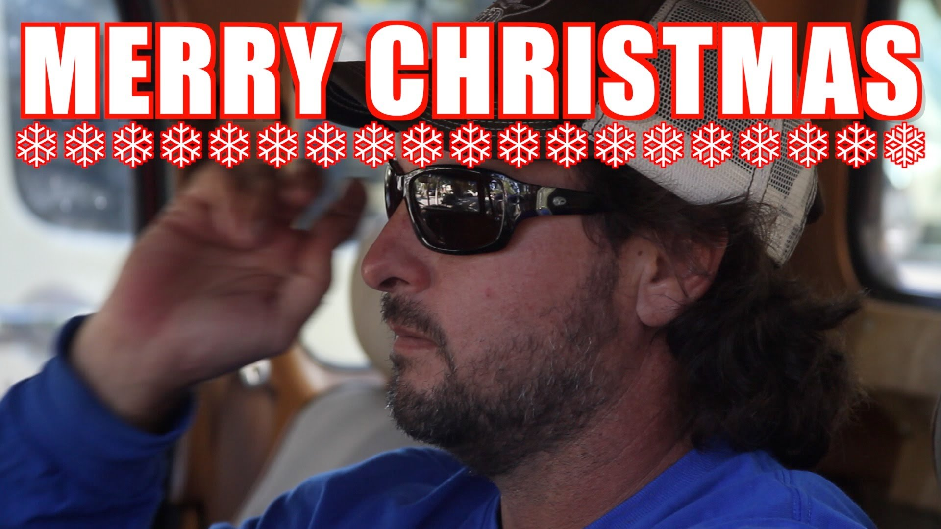 Merry Christmas Fishing Video from BDS