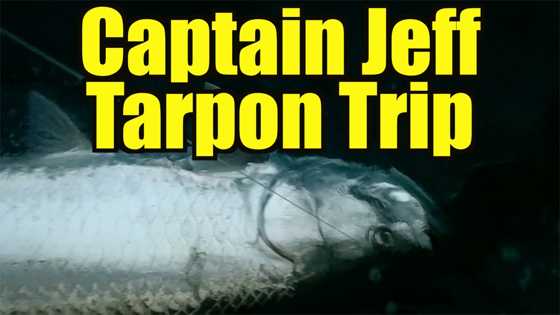Captain Jeff Fishing Show Ep. 592