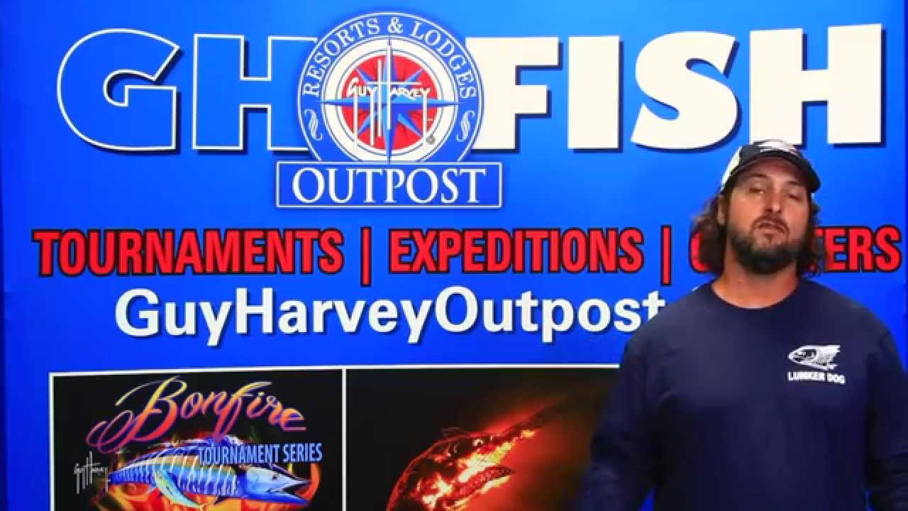 Guy Harvey Outpost – Bonfire Tournament Series Promo Stand Up