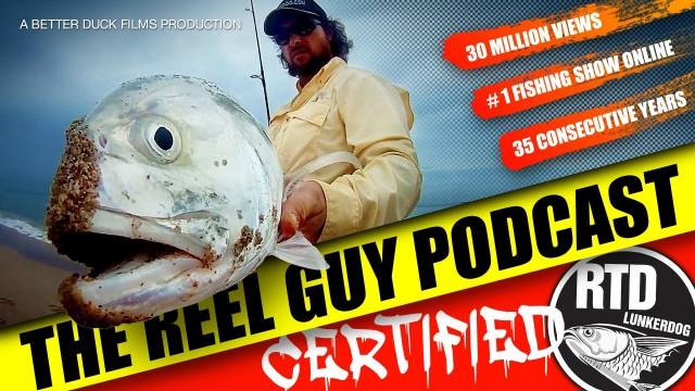 Reel Guy Podcast with Captain Jeff EP -1