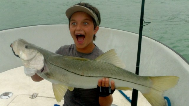 Epic Family Tarpon Snook Fishing Trip – Lunkerdog