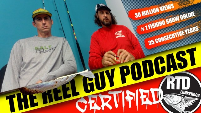 The Reel Guy Podcast Episode 2 Shawn Fairbanks