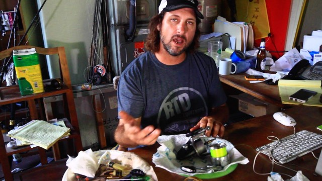 Fishing Reel Maintenance Tip From A Pro Guide