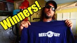 I'm So Reel Guy Video CONTEST WINNERS