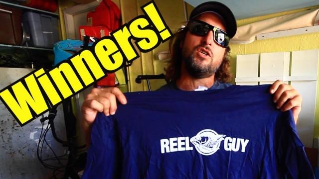 I'm So Reel Guy Video CONTEST WINNERS
