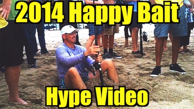 2014 HAPPY BAIT Pump-up Video