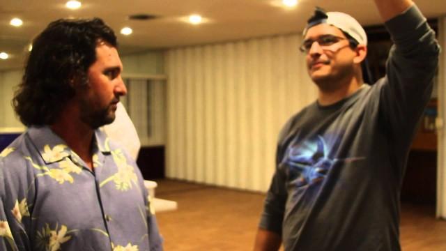 Captain Jeff Explains Cast Net Method