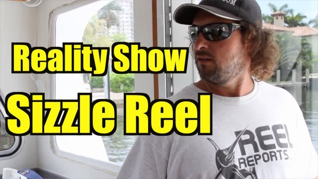 reality show sizzle reel