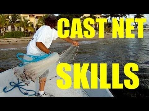 Supreme NINJA STYLE Cast Net Throw