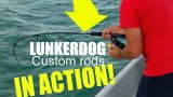 Lunkerdog Rod Action – King Of South Beach