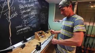 Custom Lunkerdog Rod Part 2 – RTD Big Snook and Tarpon Rod