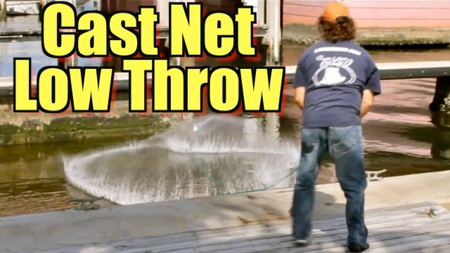 How to Net Bait For Snook Fishing
