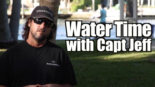 Pro Fishing Tip – Get More Watertime