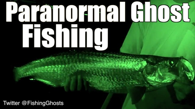 Big Fish Jumps In Boat – Paranormal Style