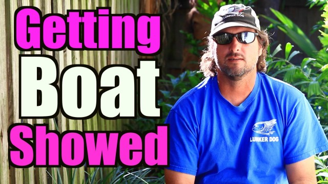 Getting Boat Showed Off The Spots – Ft Lauderdale Boat Show