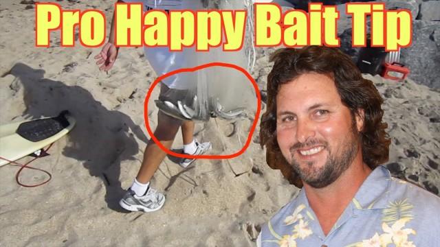 Beach Fishing Bait Tip – Captain Jeff