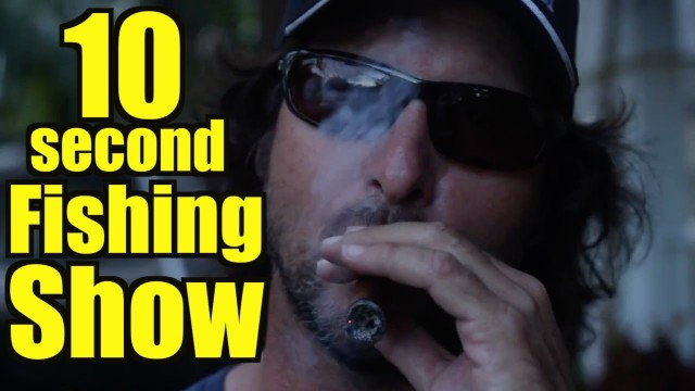 Snook Under Pilchard Migration – 10 Second Fishing Show