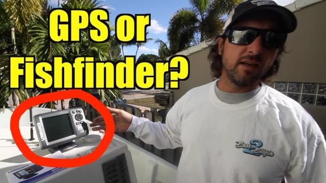 GPS or Fishfinder? Lowrance Elite 5