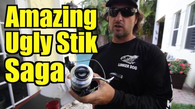 Amazing Ugly Stik Combo Saga