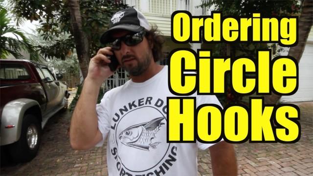 Serious Live Bait Circle Hooks for Fishing – Captain Jeff
